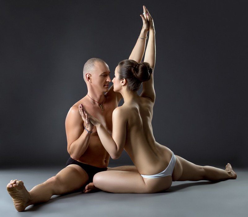 Yoga sex: 11 poses to improve sex life and bring you delight
